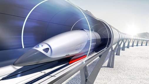 Hyperloop в Украине: аналитик назвал два условия для появления транспортной системы