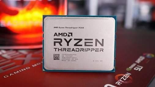 Процесор AMD Ryzen Threadripper 2990X виявився продуктивнішим за флагман від Intel
