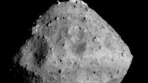 Зонд зробив фото астероїда незвичної форми