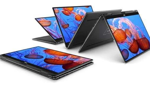 Dell готовит ноутбук-трансформер: как он будет выглядеть