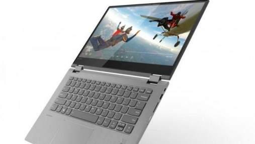 Новый ноутбук Lenovo YOGA 530 поступил в продажу в Украине: цена новинки