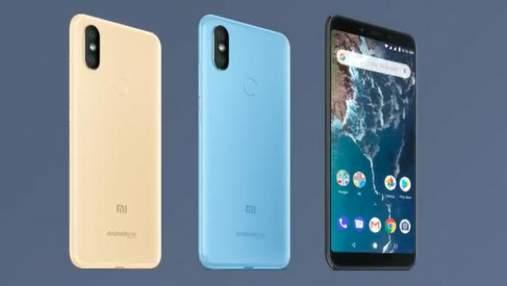 Xiaomi Mi A2 та  Mi A2 Lite  представили офіційно: огляд, характеристика і ціна смартфонів