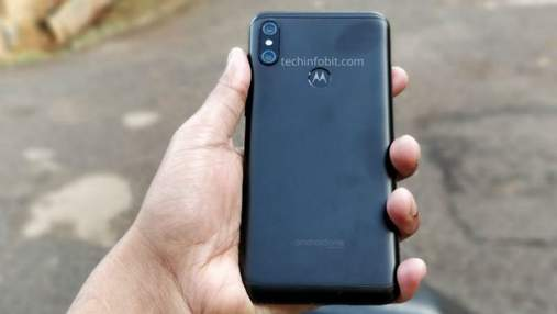 Смартфон Motorola One Power получил очень мощную батарею