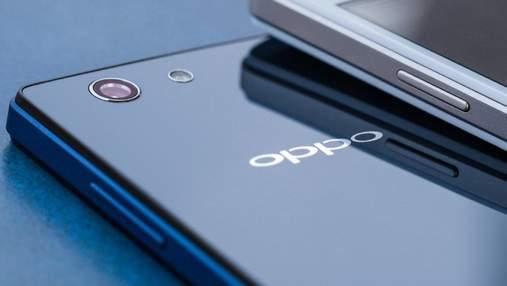 Смартфон от компании Oppo может установить безумный рекорд