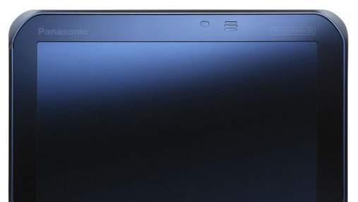 Panasonic представила чрезвычайно прочный планшет: фото
