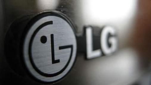 LG разрабатывает смартфон почти вдвое дороже iPhone X