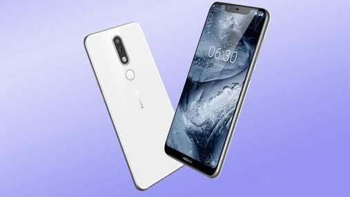 Nokia X5: оприлюднено дату випуску одного із найдешевших смартфонів 2018 року