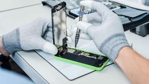 Які смартфони найчастіше ремонтують: оприлюднили рейтинг