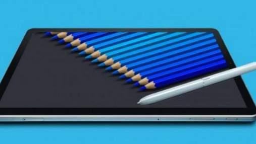 Samsung официально представила планшет Galaxy Tab S4