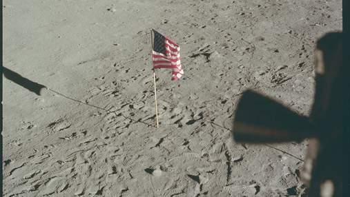 NASA опублікувало аудіозаписи висадки на Місяць