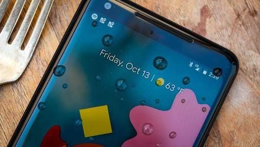 В сети появились неожиданные характеристика смартфона Google Pixel 3 XL