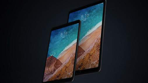 """Xiaomi представила новый планшет Mi Pad 4 Plus, который должен стать """"прямым конкурентом"""" iPad"""