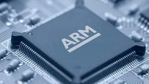 Компания ARM готовит процессор, который посоревнуется с решениями от Intel