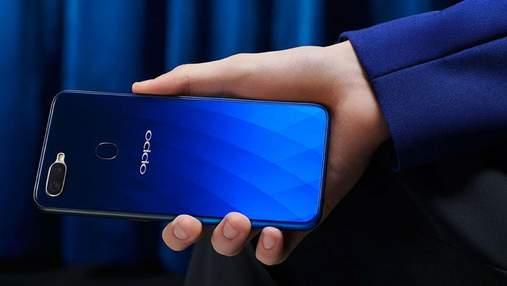 Бюджетный селфи-смартфон Oppo F9 Pro официально представили: обзор, характеристики, цена