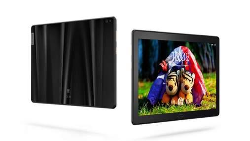 Lenovo представила линейку планшетов, самый дешевый стоит меньше 2 тысяч гривен