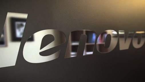 Lenovo презентувала ноутбук з унікальними функціями під час виставки IFA 2018