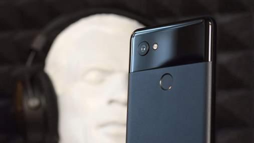 """В мережі з'явилися перші """"живі"""" фото смартфона Google Pixel 3"""
