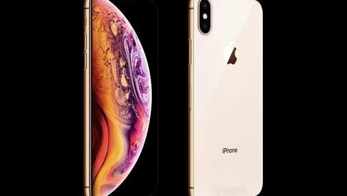 Новый золотой iPhone XS показали со всех сторон: видео