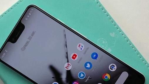 Деталі до смартфона Google Pixel 3 XL вже продають на eBay: фотодоказ