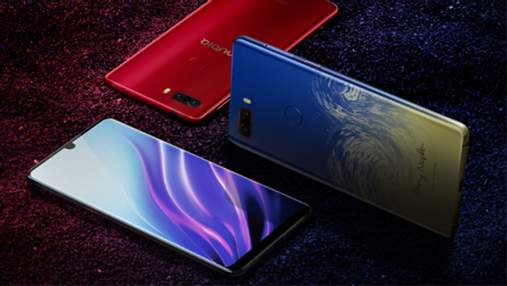 ZTE представила безрамочный смартфон Nubia Z18: характеристики, цена