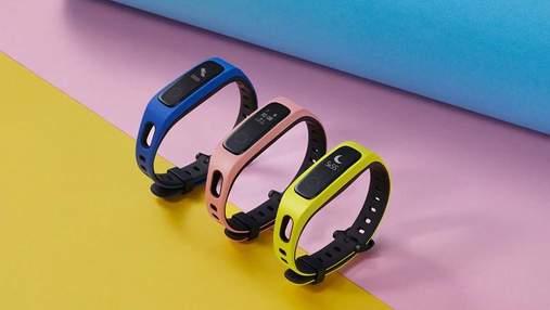 Стильный и функциональный: Huawei представила новый фитнес-трекер Honor Band 4