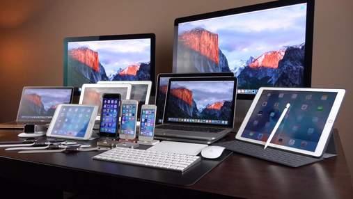 Ціни на продукцію Apple можуть зрости: деталі