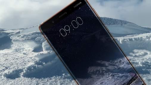 """Смартфон Nokia 9 """"засвітився"""" у неочікуваному місці"""