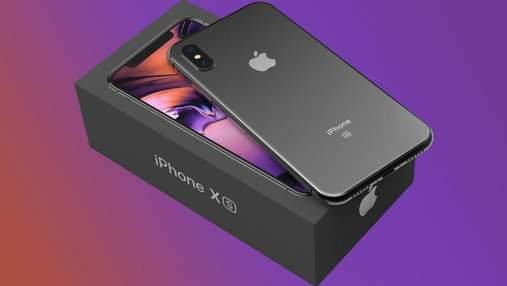 У мережі показали ціну та початок продажів iPhone XS: користувачі тішилися недовго