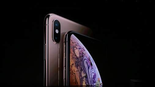 Apple офіційно представила iPhone XS та iPhone XS Max: огляд новинок