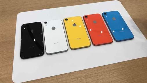 У нового iPhone Xr возникли проблемы с экраном
