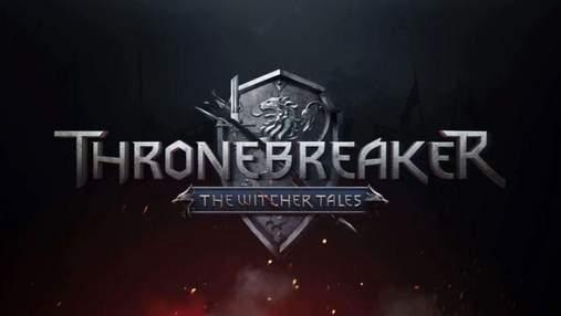 Гра Thronebreaker: The Witcher Tales отримала дату релізу