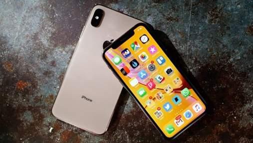"""""""Выглядит ужасно"""": пользователи жалуются на проблемы с дисплеем iPhone Xs"""