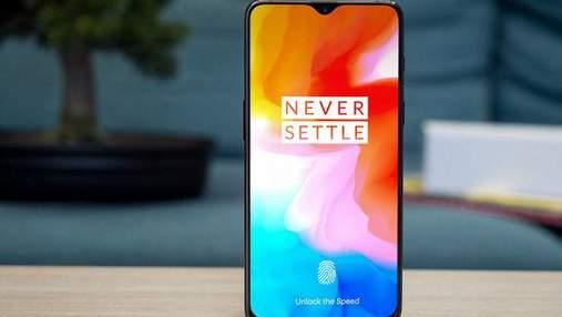 Відомий інсайдер підтвердив дизайн смартфона OnePlus 6T: фото та відео