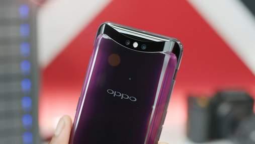 Oppo выпустит первый в мире смартфон с рекордным объемом оперативной памяти