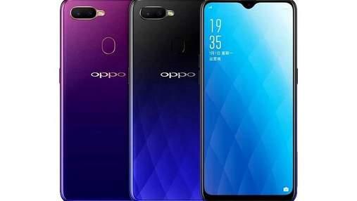 В мережі з'явилися характеристики смартфона Oppo K1