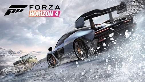 Игра Forza Horizon 4: обзор, трейлер и системные требования