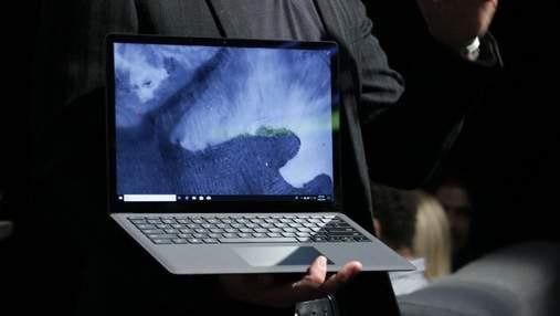 Microsoft представила мощный ноутбук Surface Laptop 2: характеристики и цена новинки