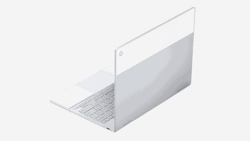 Google представил стильный ноутбук Pixelbook Go: характеристики и цена