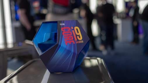 Новый процессор Intel Core i9-9900K в играх оказался значительно мощнее решения от AMD