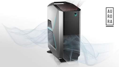 Alienware Aurora від Dell: потужний десктоп із процесором Intel Core i9-9900K