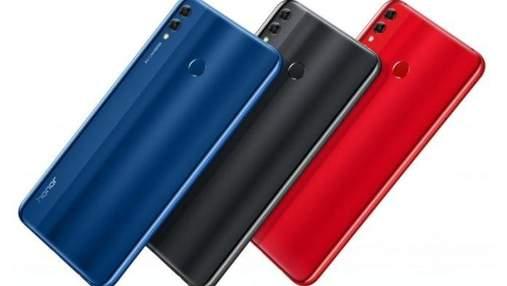 Смартфон Honor 8X с поддержкой NFC поступил в продажу в Украине: характеристики и цена