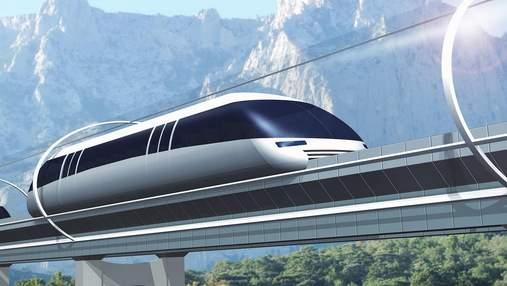 Коли запустять першу капсулу Hyperloop: Ілон Маск назвав точну дату