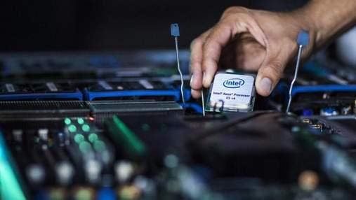"""Intel планирует """"похоронить"""" производство 10-нанометровых процессоров"""