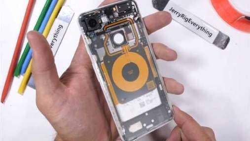 Блогер додав до смартфона Google Pixel 3 фішку Xiaomi Mi 8 Explorer Edition