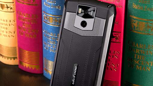 Ulefone презентувала смартфон Power 5S із батареєю на 13 000 міліампер годин