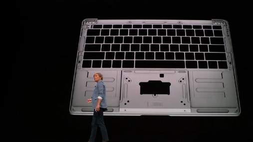 Новий MacBook Air отримав корисну функцію щодо безпеки