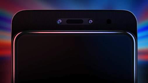 Lenovo представила безрамочный смартфон-слайдер Z5 Pro