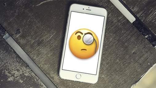 Apple добавила странные эмодзи в iOS 12.1