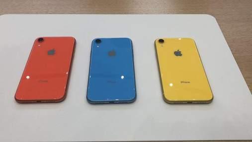 "Apple уменьшает производство ""бюджетных"" iPhone Xr"