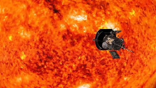 Зонд NASA, що максимально зблизився із Сонцем, передав на Землю сигнал